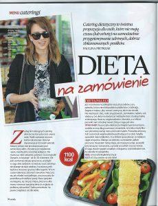 Dieta Paleo, Uroda luty 2014.